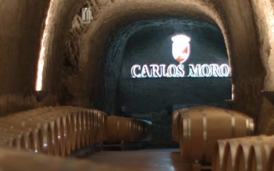 """BODEGA CARLOS MORO"" IS THE NAME OF THE NEW WINERY IN DOCa RIOJA"