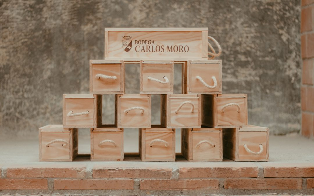 Carlos Moro, the winery with the greatest media impact in February