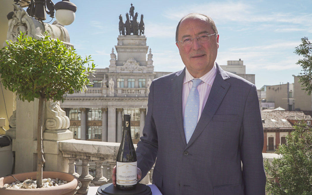 Bodega Carlos Moro launches its Rioja Viña Garugele premium wine