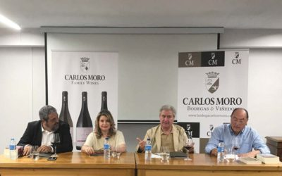 Mercedes Monmany and César Antonio Molina lead the third Wine and Literature Event