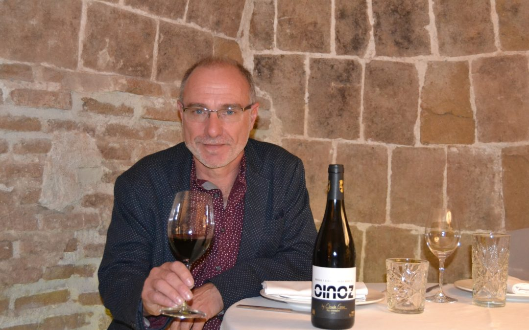 The Oinoz by Claude Gros Rioja wine, created by Bodega Carlos Moro, has won the Gold Medal at the MUNDUS VINI competition